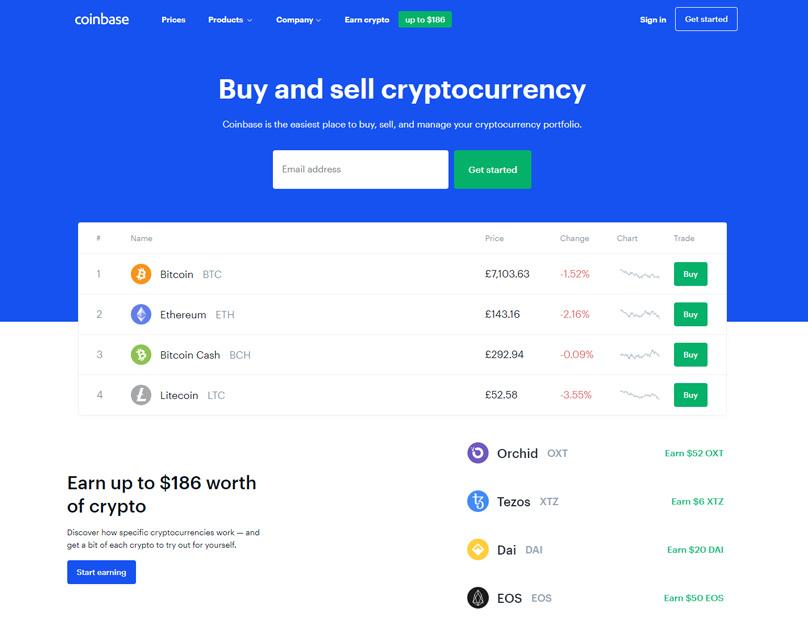 tranzacționați bitcoin în coinbse cum se face efectiv extragerea de bani pentru criptomonede