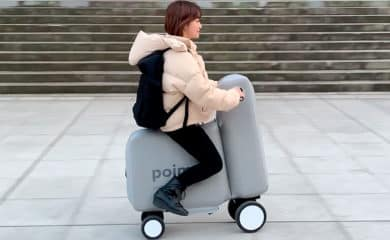naduvam skuter