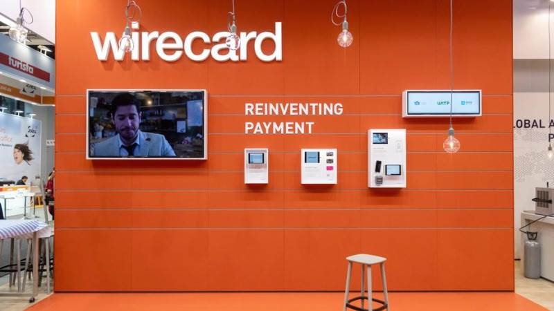 wirecard drop